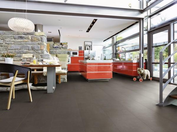 NADURA Designboden 6302 Sandstein beigegrau von Meister NB 400