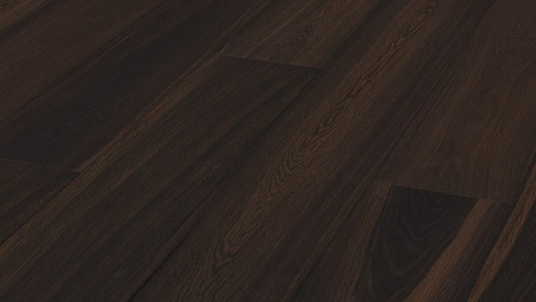 LINDURA Holzboden 8513 Eiche lebhaft kerngeräuchert in B Ware Landhausdiele meister-lich 32cm breit