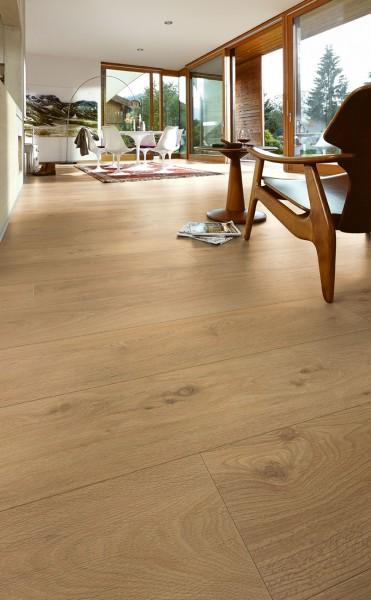 Meister Design Laminat Eiche Bargello 6423, LL 250, Landhausdiele, Wasserresistent