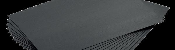 Trittschalldämmung 5mm Silenza Trittschallplatten 22dB Parkettunterlage