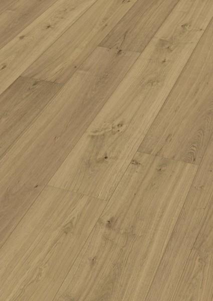 LINDURA Holzboden 8738 Eiche lebhaft in B Ware Landhausdiele meister- lich 27cm breite