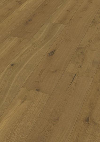 LINDURA Holzboden 8748 Eiche authentic Dry Wood in B Ware Landhausdiele meister- lich 27cm breite