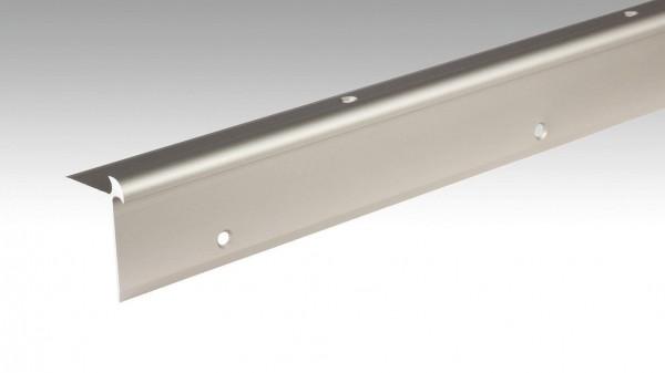 Treppenkantenprofil Typ 5 (5-6mm) Edelstahl Oberfläche 270cm