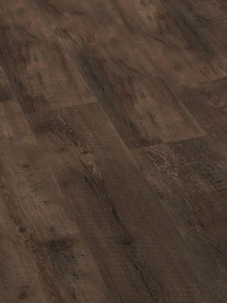 Check one 0.3 Click Vinylboden *Westerholt Kastanie 6507o* Diele
