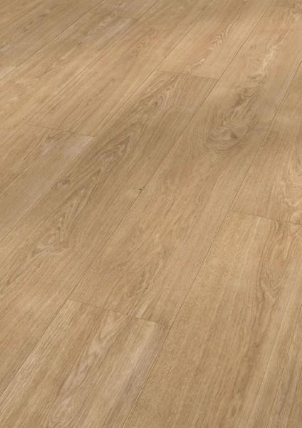 Meister Design Laminat Eiche toffee 6275, LL 250 S, Wasserresistent, inkl. Trittschalldämmung
