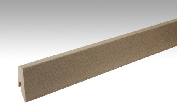 Leisten für Lindura 8411 Eiche rustikal Lehmgrau 3 PK Echtholzfurniert 20x60mm von MEISTER