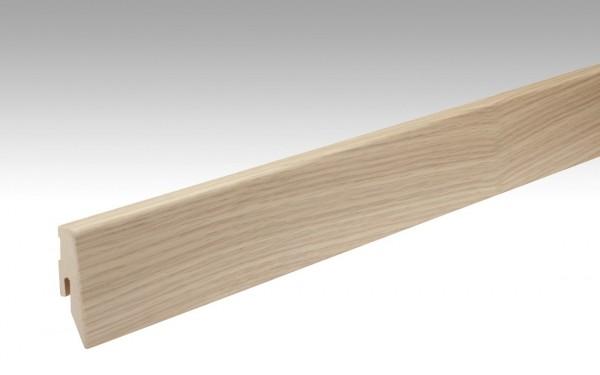 Leisten für Parkett 8138 Eiche optik gelaugt 3 PK Echtholzfurniert 20x60mm MEISTER