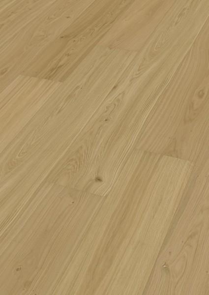 LINDURA Holzboden 8736 Eiche natur in B Ware Landhausdiele meister- lich 27cm breite