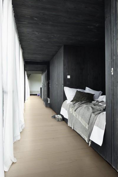 Meister LINDURA Holzboden 8741 Eiche lebhaft cremeweiß Landhausdiele 32cm Breite