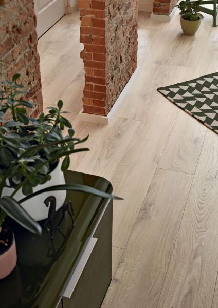 Meister Design Laminat LL 250 S Schlosseiche pure 6840 Landhausdiele, Wasserresistent
