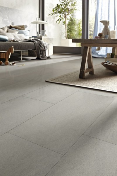 NADURA Designboden 6484 Metallic grau von Meister NB 400