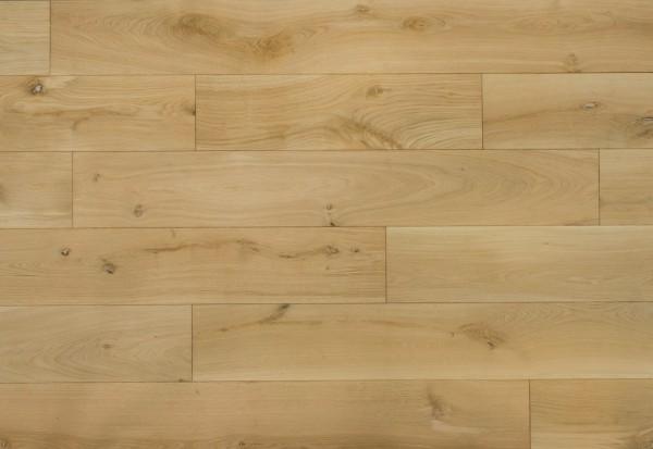Massivholzdielen Eiche Markant 20x160mm naturgeölt und gebürstet