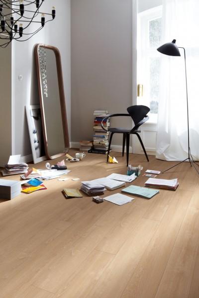 Meister Designboden Tecara DD 350 S Eiche hell 6921 Purtec-Oberfläche Klick