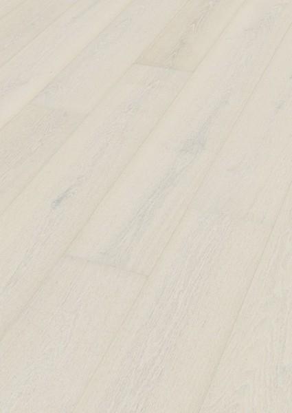 LINDURA Holzboden 8737 Eiche natur polarweiß in B Ware Landhausdiele meister- lich 27cm breite