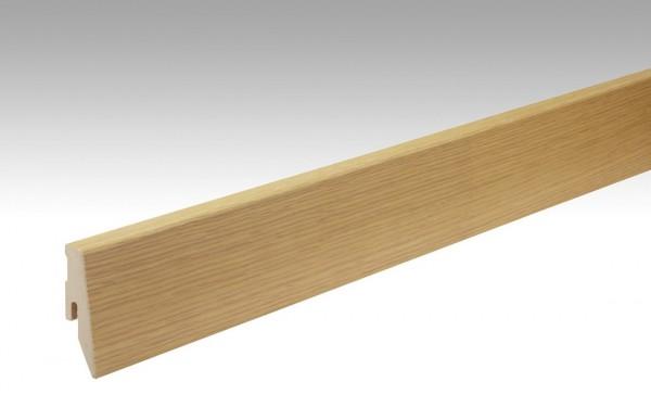 Leisten für Parkett 8166 Eiche rustikal 3 PK Echtholzfurniert 20x60mm MEISTER