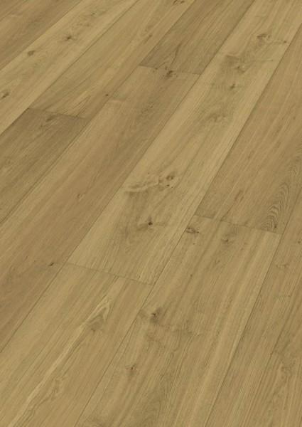 LINDURA Holzboden 8417 Eiche lebhaft in B Ware Landhausdiele meister- lich 27cm breite
