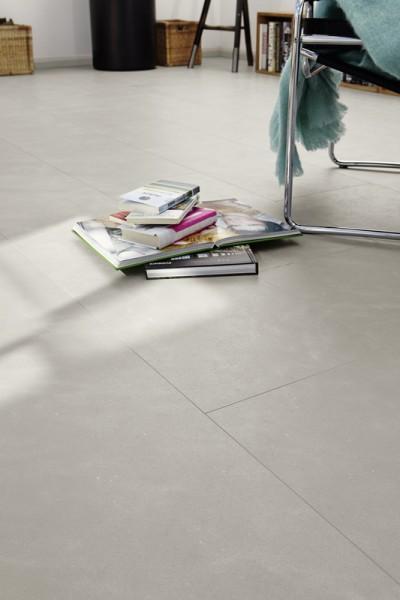 NADURA Designboden 6313 Sandstein lichtgrau von Meister NB 400