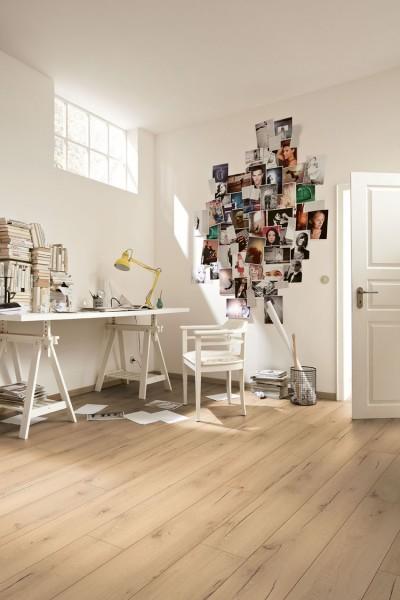 Meister Design Laminat Risseiche hell 6258, LL 150, Landhausdiele, Wasserresistent