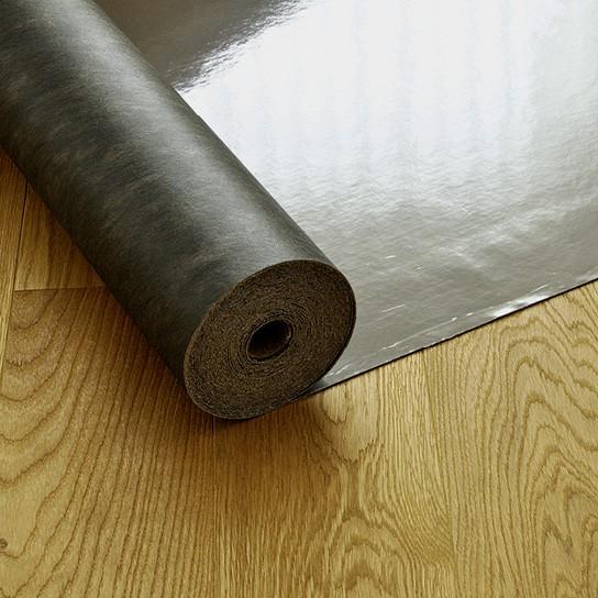 1,5mm AkusTec-Matte für Vinylboden mit Vlies-Kaschierung und Antirutscheffekt Terhürne