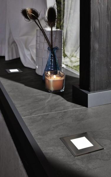 NADURA Designboden 6485 Metallic Vulcano von Meister NB 400