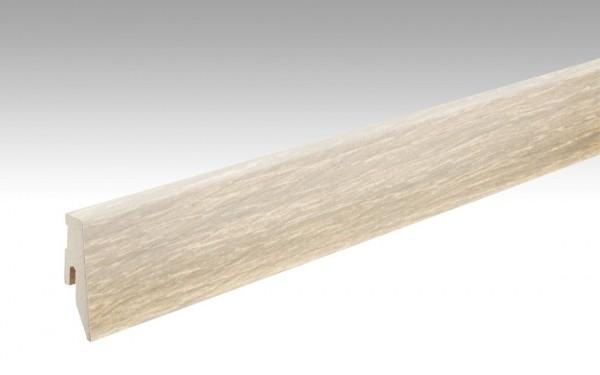 Leisten für Parkett Eiche weiß 8458 + 8480 + 8594 3 PK Echtholzfurniert 20x60mm MEISTER