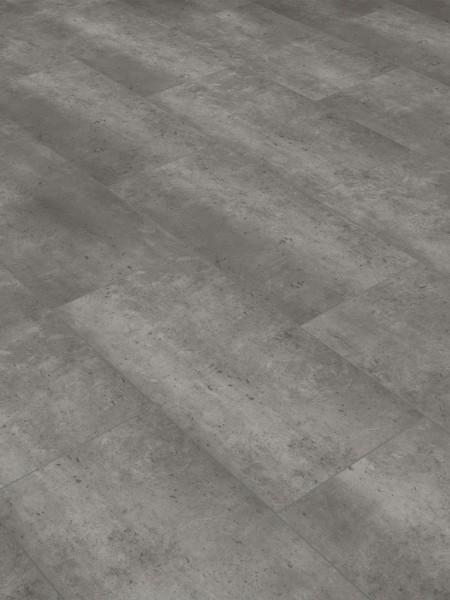 Check one 0.3 Click Vinylboden *Zweckel Beton 2112* Fliese