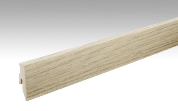Leisten für Lindura 8734 Eiche natur Alabaster 3 PK Echtholzfurniert 20x60mm von MEISTER