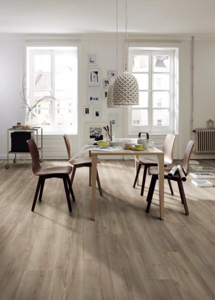 Meister Designboden Catega Flex DD 300 Spalteiche cappuccino 6955 SilentTouch Klick