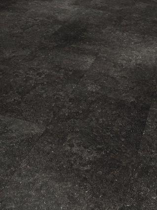 Parador Modular one Designboden Granit anthrazit Steinstruktur, Großfliese M4V