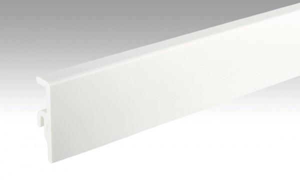 Sockelleisten Profil 20 PK Aqua von MEISTER in Uni weiß 324 WASSERFEST
