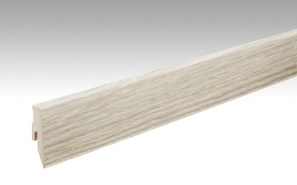 Leisten für Lindura 8735 Eiche arcticweiß 3 PK Echtholzfurniert 20x60mm von MEISTER