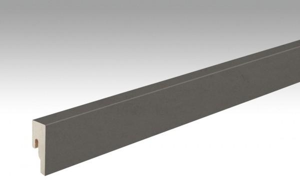 Leisten für NADURA 6496 Metallic quarzgrau 18x50mm 8PK von MEISTER