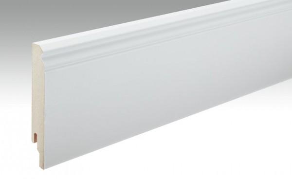 Sockelleisten Profil 13 PK von MEISTER in weiß 18x120mm Hamburger / Berliner Profil