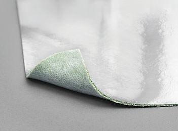 2mm Trittschalldämmung Haro Silent Eco DS für FBH geeignet öko Akustikmatte inkl Dampfsperre