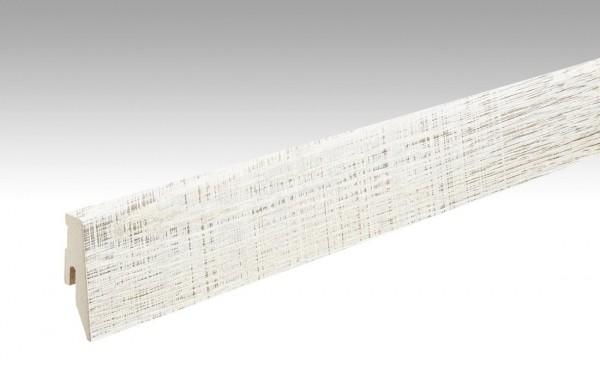 Leisten für Lindura 8737 Eiche Polarweiß 3 PK Echtholzfurniert 20x60mm von MEISTER