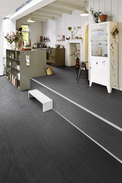 NADURA Designboden 6482 Metallic anthrazit von Meister NB 400