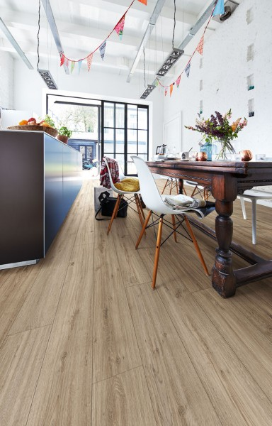 Meister Design Laminat Eiche Arcadia 6412, LD 150, Kurzdiele, Wasserresistent