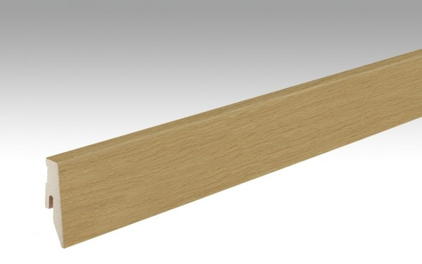 Leisten für Parkett Eiche mildgeräuchert 8810 8811 8825 8821 3 PK Echtholzfurniert 20x60mm MEISTER