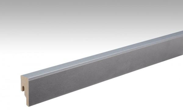 Leisten für NADURA 6484 Metallic grau 18x50mm 8PK von MEISTER