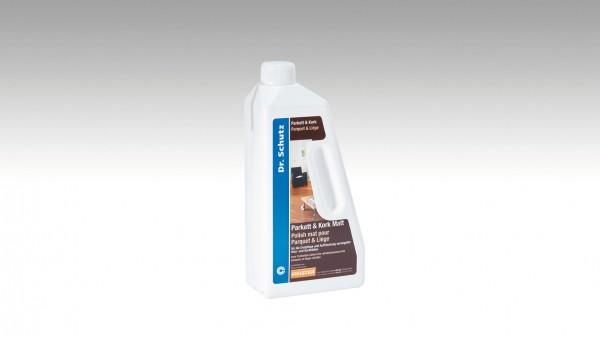 Dr. Schutz- Parkett und Kork Matt für alle mattlackierten Oberflächen