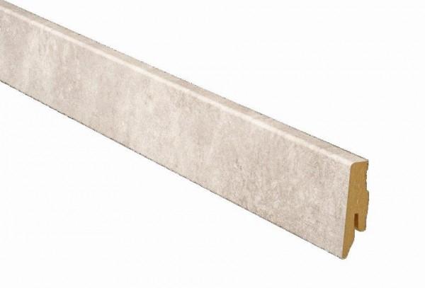 Sockelleiste E14 Stein Neapel Vinyl Profil SKL 60 von Terhürne