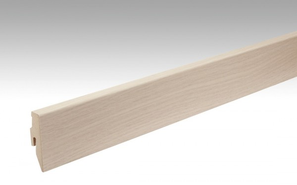 Leisten für Parkett 8804 Eiche white washed 3 PK Echtholzfurniert 20x60mm MEISTER
