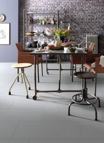 NADURA Designboden 6324 Sandstein silbergrau von Meister NB 400