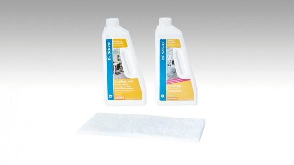Dr. Schutz- Pflegeset für Designböden und Linoleumböden