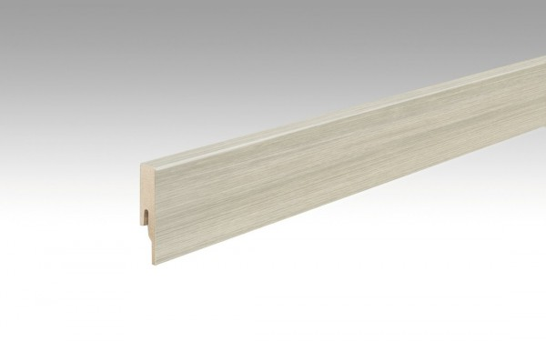 Leisten für Designboden 7325 Eiche cremegrau Profil 20 PK 16x60mm von MEISTER