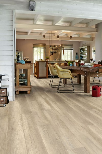 Meister Design Laminat Bootshaus Eiche 6580, LD 150, Kurzdiele, Wasserresistent