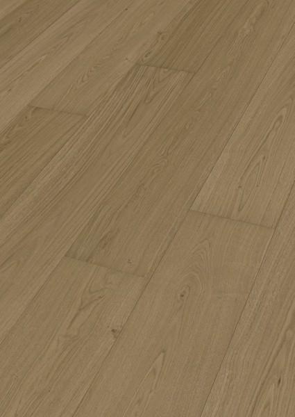 LINDURA Holzboden 8731 Eiche natur hellbraun in B Ware Landhausdiele meister- lich 27cm breite