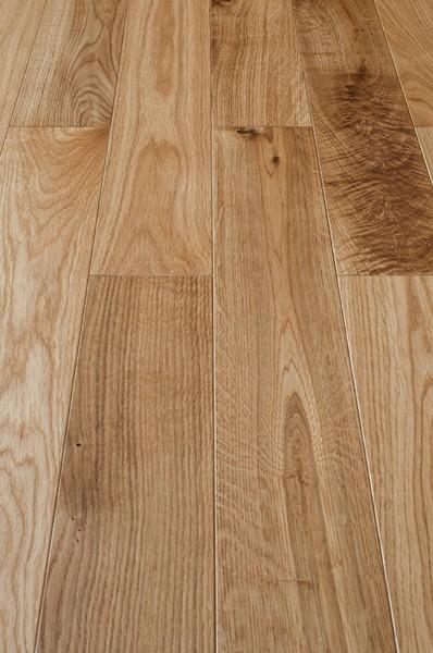 Technische Massivholzdiele Eiche Markant 16x120mm geschliffen und naturgeölt